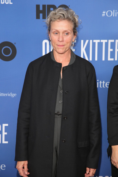 'Olive Kitteridge' Premieres in NYC