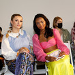 Francesca Curran Tiffany Brown Designs - Front Row & Backstage - September 2021 - New York Fashion Week: The Shows