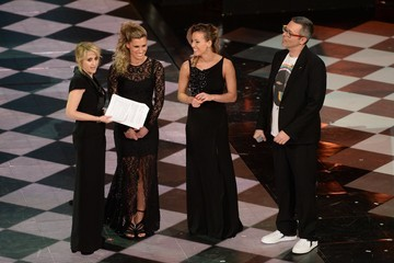 Francesca Dallape Festival di Sanremo 2014 Opening Night