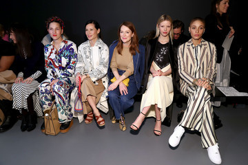 Francesca DiMattio Tory Burch Fall Winter 2020 Fashion Show - Front Row