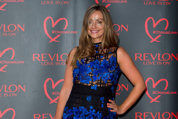Francesca Newman-Young Revlon Choose Love Masquerade Ball