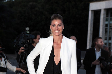 Francesca Piccinini Celebs Attend 'One Night Only' in Rome