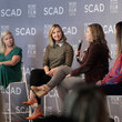 Francesca Silvestri 20th Anniversary SCAD Savannah Film Festival - Day 3