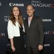 Francesca Silvestri Celebs at Canon's Project Imaginat10n Film Festival