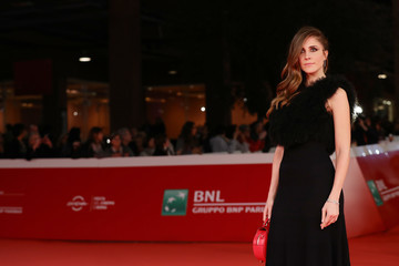 Francesca Valtorta La Ragazza Nella Nebbia Red Carpet - 12th Rome Film Fest