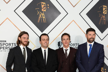 Francesco Molinari BBC Sports Personality Of The Year 2018 - Red Carpet Arrivals