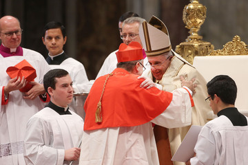 Francesco Montenegro Pope Francis Appoints  Twenty New Cardinals
