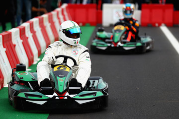 Francesco Toldo F1 Grand Prix of Italy - Previews