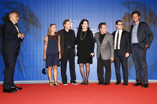 'The Devil and Father Amorth' Premiere - 74th Venice Film Festival