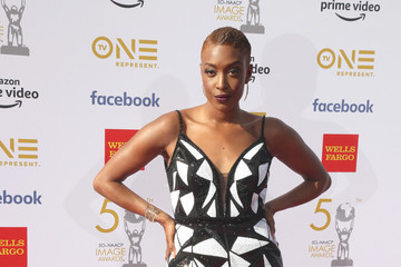 Franchesca Ramsey 50th NAACP Image Awards - Red Carpet