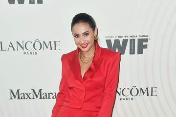 Francia Raisa Women In Film 2018 Crystal + Lucy Awards Presented By Max Mara And Lancome - Arrivals