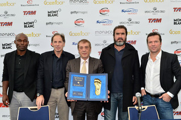 Franco Baresi Golden Foot - Press Conference