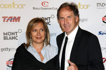 Franco Baresi Golden Foot Award 2012
