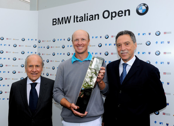 BMW Italian Open - Round Four