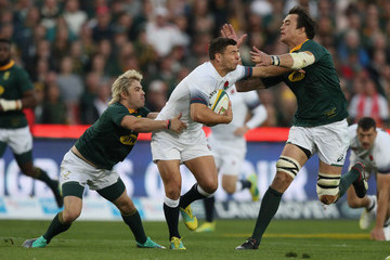 Franco Mostert South Africa vs. England