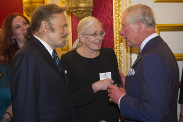Franco Nero British Oscar Winners Reception at St James's Palace