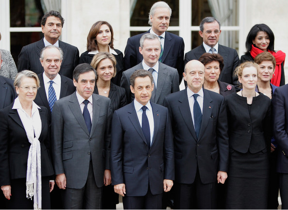 New Government Presentation During Weekly French Cabinet Meeting    November,17th