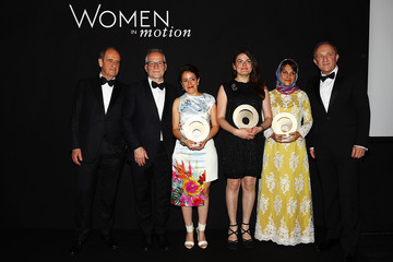 Francois-Henri Pinault Kering and Cannes Festival Official Dinner : Inside Dinner - at the 69th Cannes Film Festival