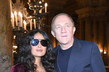 Francois-Henri Pinault Stella McCartney : Front Row  - Paris Fashion Week Womenswear Spring/Summer 2018