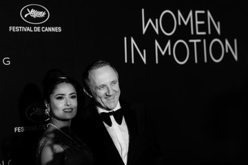 Francois-Henri Pinault Kering And Cannes Film Festival Official Dinner - Photocall - At The 71st Cannes Film Festival