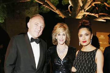 Francois-Henri Pinault Kering Official Cannes Dinner - Cocktail - The 68th Annual Cannes Film Festival