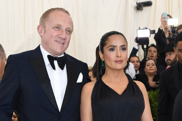 Francois-Henri Pinault 'Rei Kawakubo/Comme des Garcons: Art of the In-Between' Costume Institute Gala