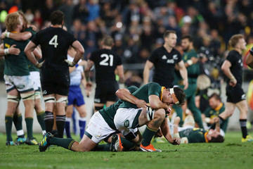 Francois Louw New Zealand vs. South Africa - The Rugby Championship