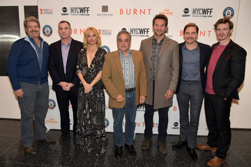 Frank Bruni 'Burnt' Q&A Panel and Reception With Bradley Cooper and Sienna Miller
