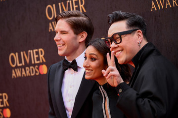 Frank Dilella The Olivier Awards With Mastercard - VIP Arrivals