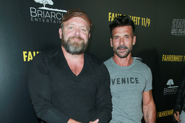 Frank Grillo Premiere Of Briarcliff Entertainment's 'Fahrenheit 11/9' - Red Carpet