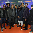 Frank Knuckles Nickelodeon Halo Awards - Arrivals