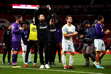 Frank Lampard Manchester United v Derby County - Carabao Cup Third Round