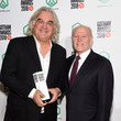 Frank Marshall IFP's 27th Annual Gotham Independent Film Awards - Backstage