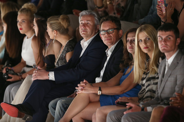 MBFW: Front Row at Guido Maria Kretschmar