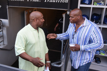 Frank Thomas Kansas City Royals v Chicago White Sox - Game Two