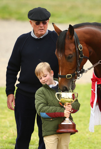 Melbourne Cup Winners Press Conference