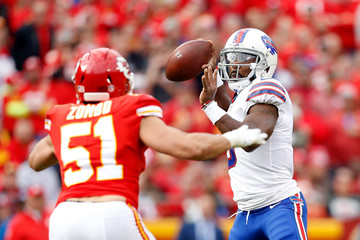 Frank Zombo Buffalo Bills v Kansas City Chiefs