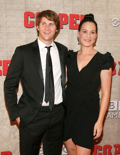 Franka Potente with Husband Derek Richardson