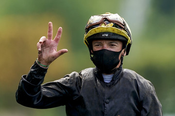 Frankie Dettori European Best Pictures Of The Day - June 18