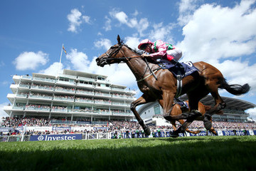 Frankie Dettori European Best Pictures Of The Day - June 02, 2018