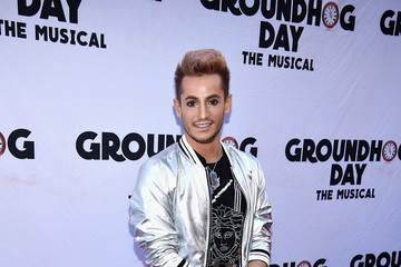 """Frankie Grande """"Groundhog Day"""" Broadway Opening Night - Arrivals & Curtain Call"""