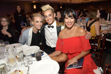 Frankie Grande Ketel One Family-Made Vodka, Stands As A Proud Partner For The 29th Annual GLAAD Media Awards New York