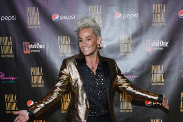 "Frankie Grande Official Opening For ""Paula Abdul: Forever Your Girl"" Residency In Las Vegas"