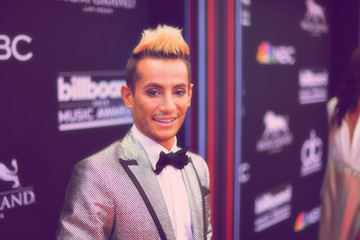 Frankie J. Grande 2018 Billboard Music Awards - Red Carpet