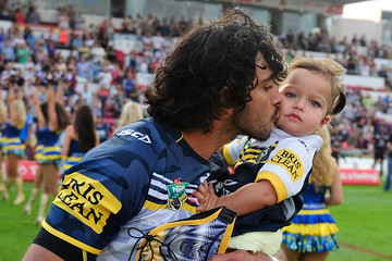 Frankie Thurston NRL Rd 7 - Cowboys v Warriors