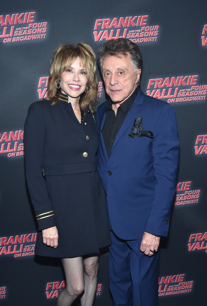 Frankie Valli Photos Photos - 'Frankie Valli and the Four ...