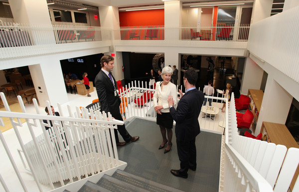 Kathleen Sebelius, Former United States Secretary of Health and Human Services, Visits GLG (Gerson Lehrman Group)