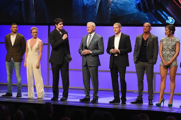 The CW Network's 2015 Upfront - Presentation