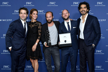 Franziska Gsell IWC At ZFF Private Dinner 2018