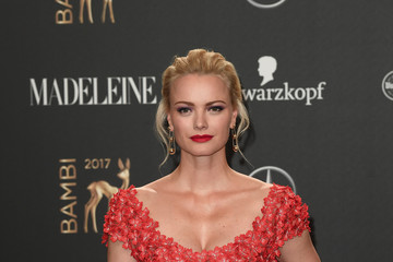 Franziska Knuppe Schwarzkopf at Bambi Awards 2017 - Red Carpet Arrivals